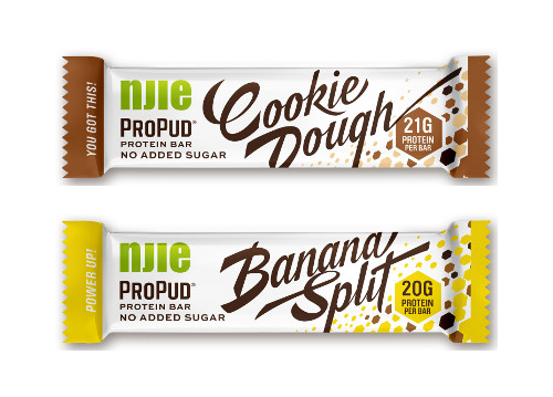 Njie Propud proteinbars