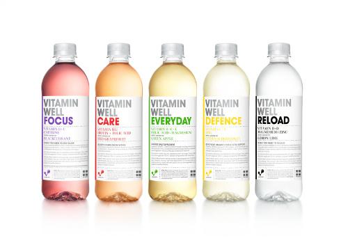 Vitamin Well vitamindrycker